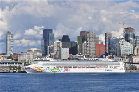 After Cruise Tour Of Seattle