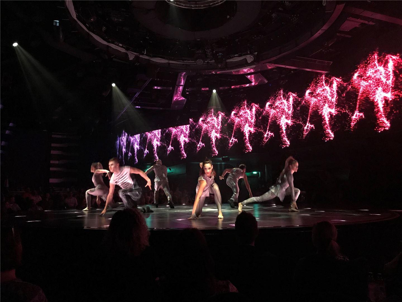 Cirque du Soleil MSC Cruises Meraviglia