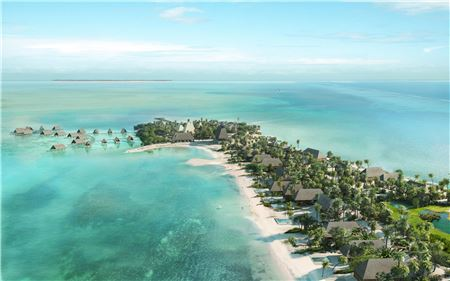 Four Seasons Developing Luxury Resort on Private Island in Belize