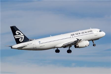 Air New Zealand Adds Houston to Auckland Service