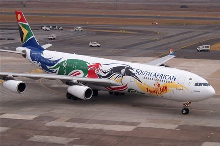 South African Airways to Upgrade Planes on New York-Johannesburg Route