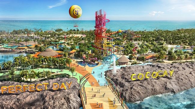 The new CocoCay.