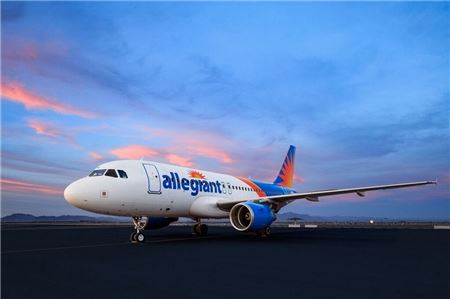 Allegiant Air Announces Five New Routes and Lowered Fares