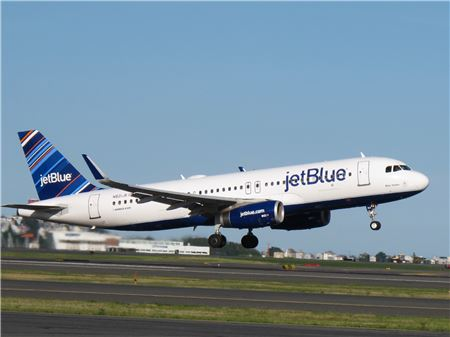 JetBlue Offers Chance to Win a Year's Worth of Free Flights