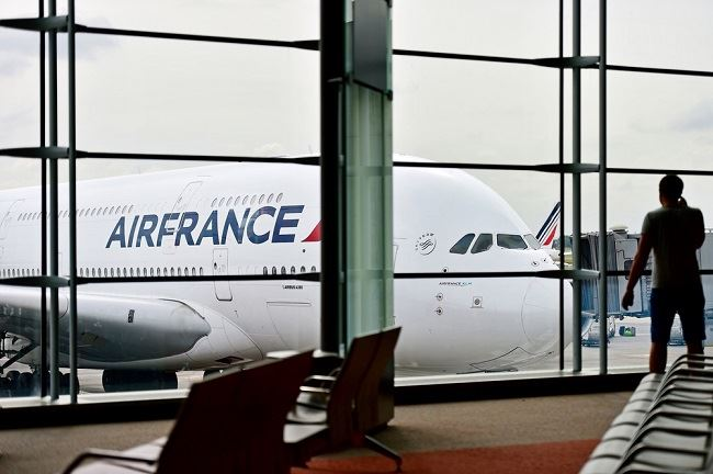 Air France Coronavirus Cancellations