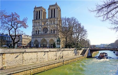 Tour Operators Predict Rapid Recovery After Notre Dame Fire