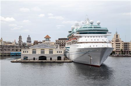 Cruise Lines Adjust Schedules in Wake of Cuba Ban