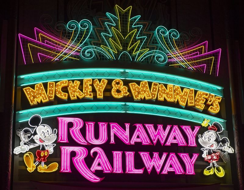 Disney Mickey and Minnie Runaway Railway