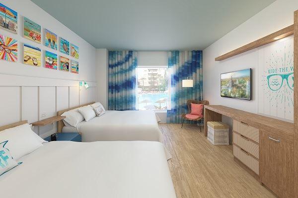 Surfside Inn Guest room