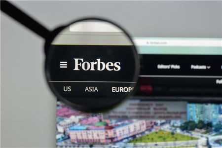 Forbes Promotes the Use of Travel Agents