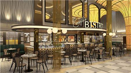 Carnival Cruise Line's Mardi Gras Will Feature Emeril Lagasse Restaurant