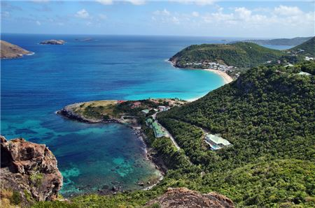 St. Barths Is Open for the Holidays
