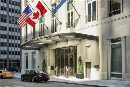 New Hotels Join AAA's Five Diamond List for 2018