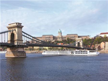 Sailing the Danube Aboard Uniworld's Newest Super Ship