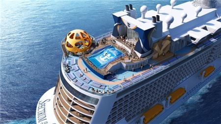First Look: Royal Caribbean's New Spectrum of the Seas