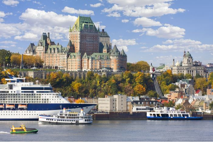 Canada Will Now Ban All Cruise Ships from Ports Until July 1