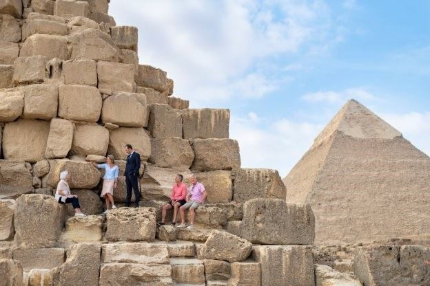 Luxury Gold Promotes Off-Season Travel to Egypt