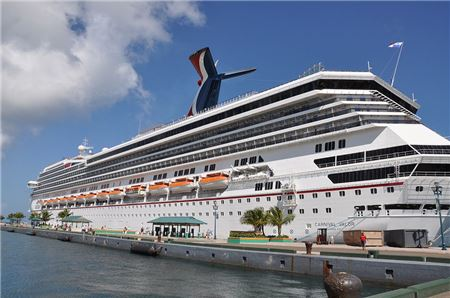 Carnival Cruise Alters Three Itineraries Because Of Tropical Storms