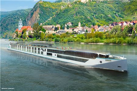 Crystal Cruises Adds Shorter Sailings To Mahler's Spring Schedule