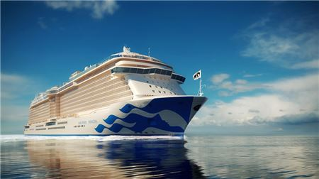 Princess Cruises Names Newest Ship Discovery Princess