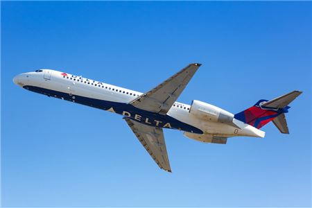Delta Air Lines Waiving Change Fees for Flights Through May