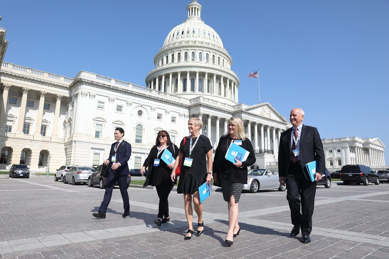 Travel Agents Have Voices Heard in D.C. During ASTA's Legislative Day