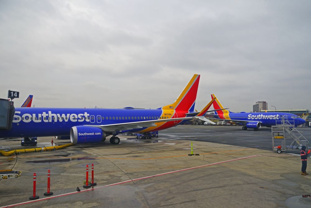 Southwest Airlines to Stop Operating Out of Newark Liberty International