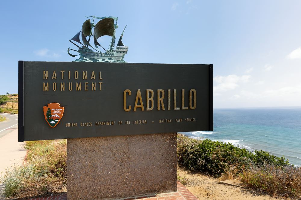 Cabrillo National Monument San Diego travel