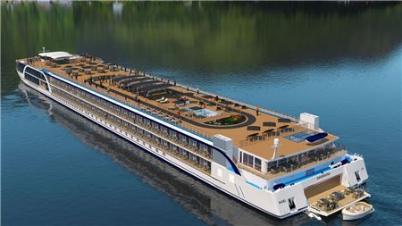 AmaWaterways Unveils Details of Newest Ship, AmaMagna