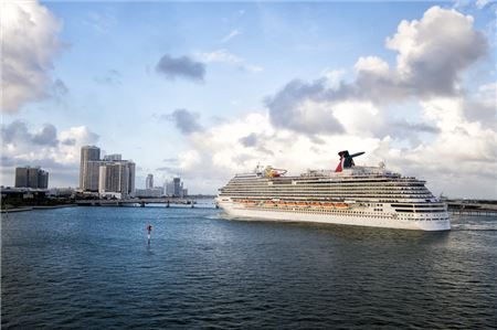 Carnival Cruise Line Shuffles Ships, Seeks Additional Homeports in 2018