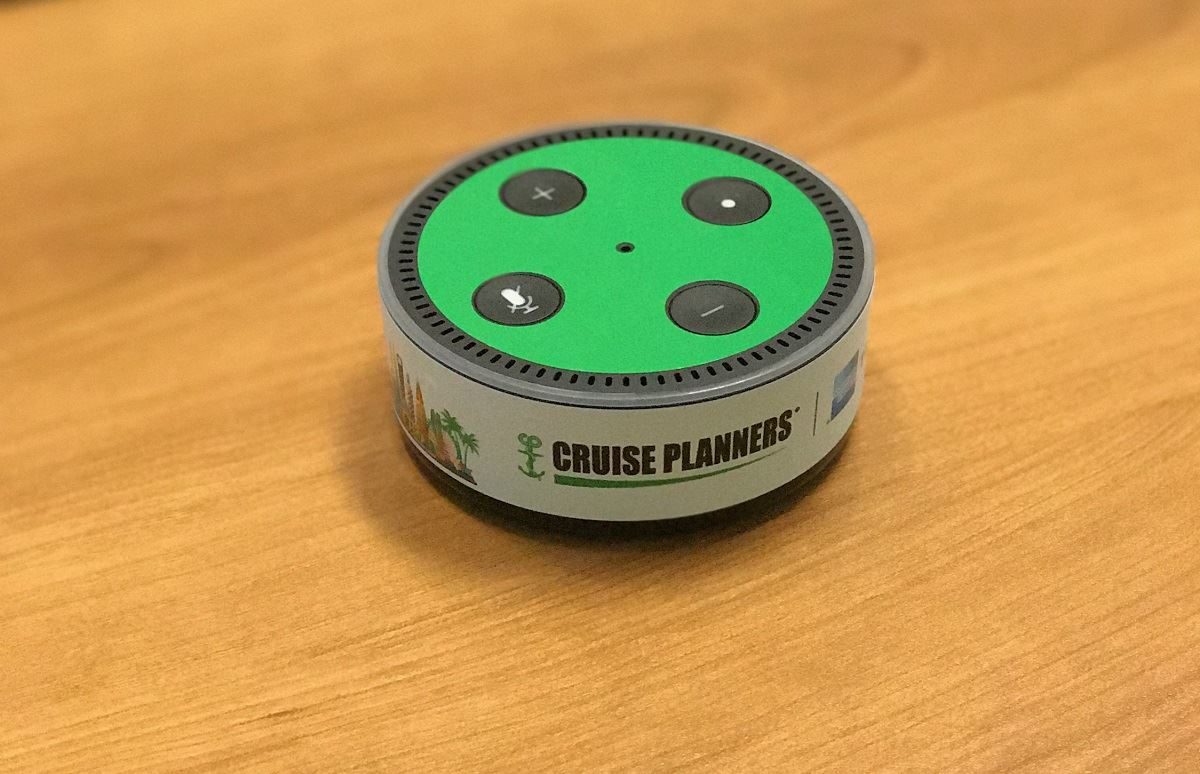 Cruise Planners Alexa