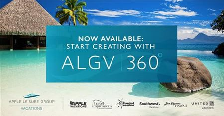 Apple Leisure Group Vacations Launches Marketing Platform for Agents