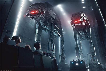 Disney's New Star Wars Ride Opens Later This Year