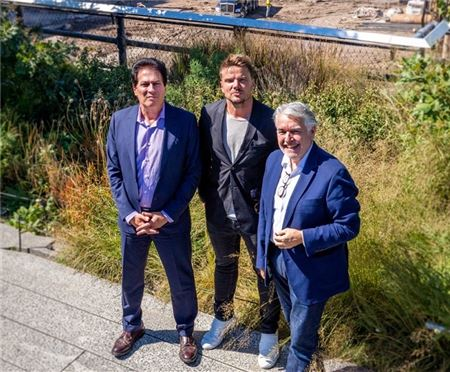 Six Senses CEO Wins GWS Leader in Sustainability Award