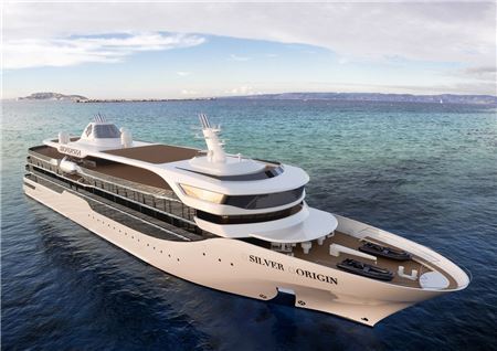 Silversea Cruises Showcases Galapagos-Specific Ship Launching in Summer 2020