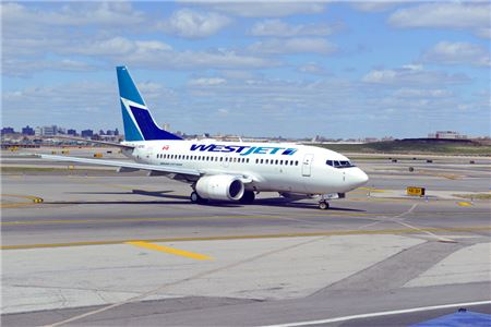WestJet Kicks off St. John's Service from Edmonton