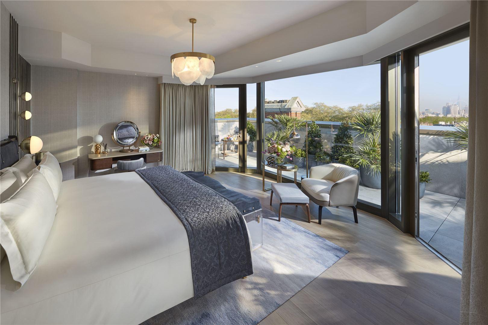 Mandarin Oriental Hotel London Penthouse Suite