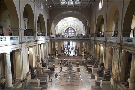 Cairo's Grand Egyptian Museum Renews Interest in Egypt