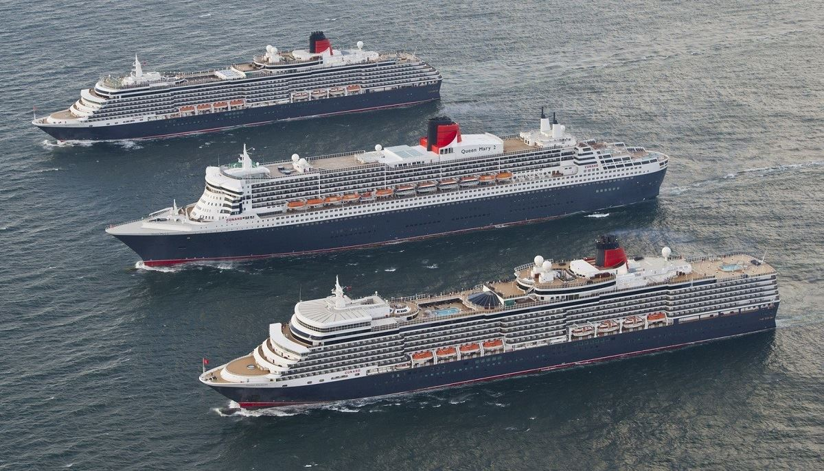 Cunard And Crystal Top Travel Leisure S Best Cruise