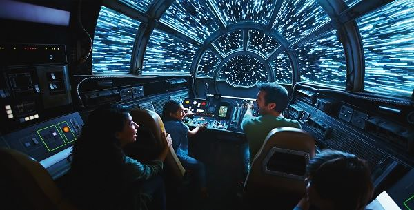 Disney's Star Wars: Galaxy's Edge Opens Ahead of Schedule