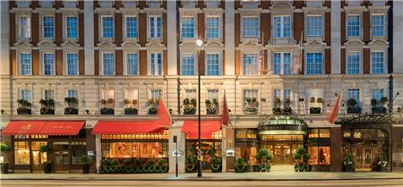 The Rubens at the Palace Refurbishes to Become London's Newest Five-Star Hotel