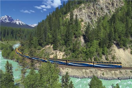 Rocky Mountaineer Offers New Training Incentive