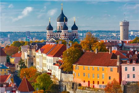 The Baltics: A Saucy Romp and Fully Wired for Tourism