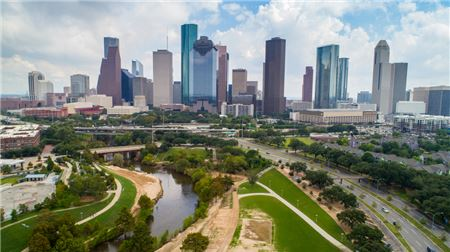 Travel Agent Janis Peel Maintains Her Optimism in Houston