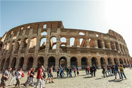 Rome's Eternal Attractions Top List of World's Most Popular Sites