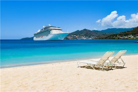Travel Agents Turn to Cruises for Caribbean Vacation Bookings, Study Shows
