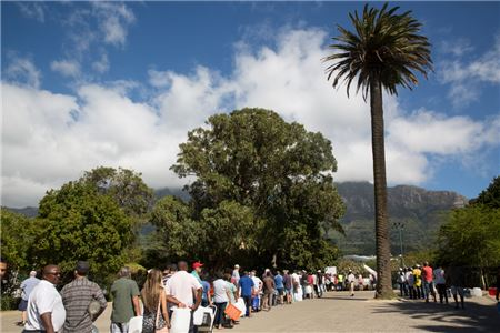 Cape Town Beats Water Shortage But Tourists Hang Back
