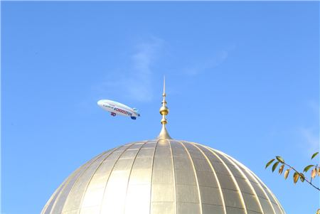 Carnival Cruise Line Launches AirShip Marketing Campaign Called 'Homeport Advantage'
