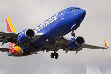 Southwest Airlines Bookings Are Down After April's Fatal Accident