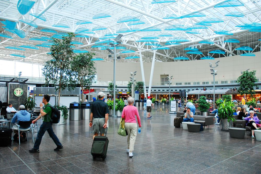 Best Airports in America Indianapolis International Airport.